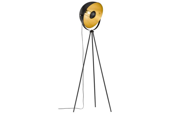 Stehleuchte Mona in gold/schwarz online bei HARDECK kaufen
