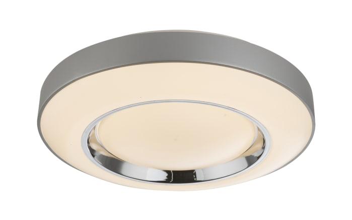 LED-Deckenleuchte Gaki in opal weiß