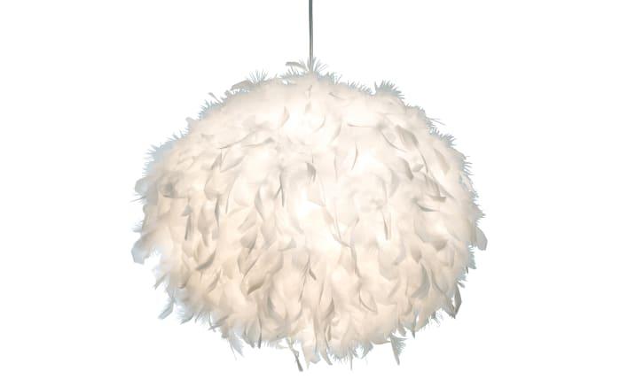Pendelleuchte Ducky in weiß, 30 cm