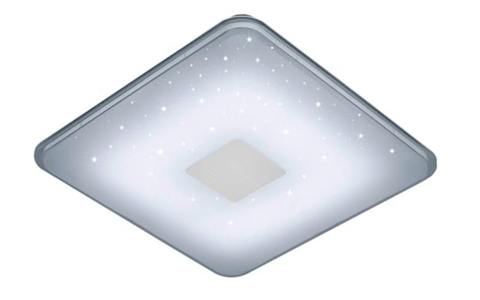 LED-Deckenleuchte Samurai in weiß, 42 x 42 cm