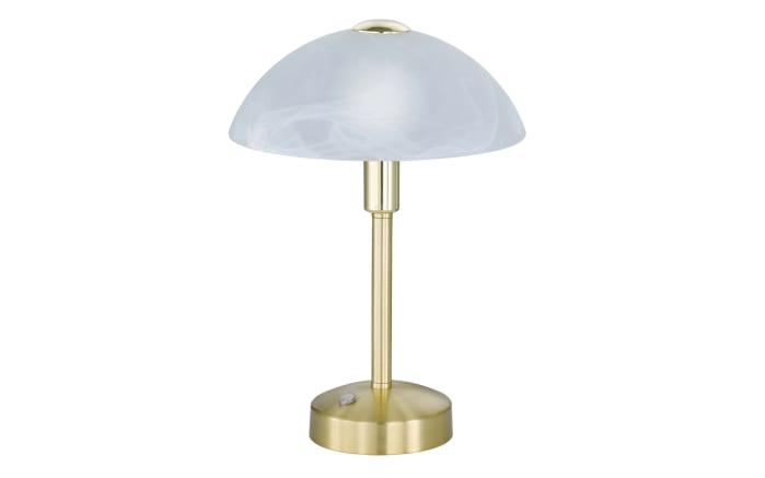 LED-Tischleuchte Donna in messingfarbig