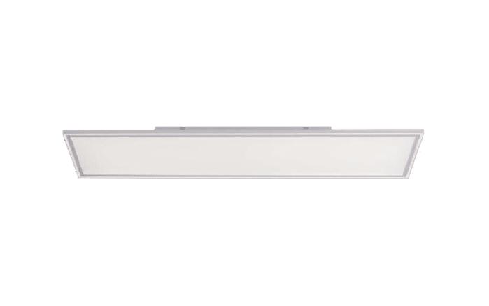 LED-Deckenleuchte Edging CCT in weiß, 121 x 31 cm