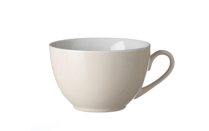 Kaffeetasse Doppio in creme, 180 ml