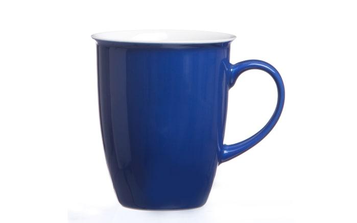 Kaffeebecher Doppio in indigo, 320 ml