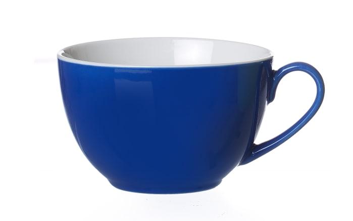 Kaffeetasse Doppio in indigo, 200 ml