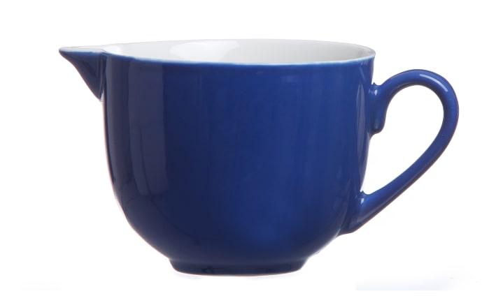 Milchkännchen Doppio in indigo, 160 ml