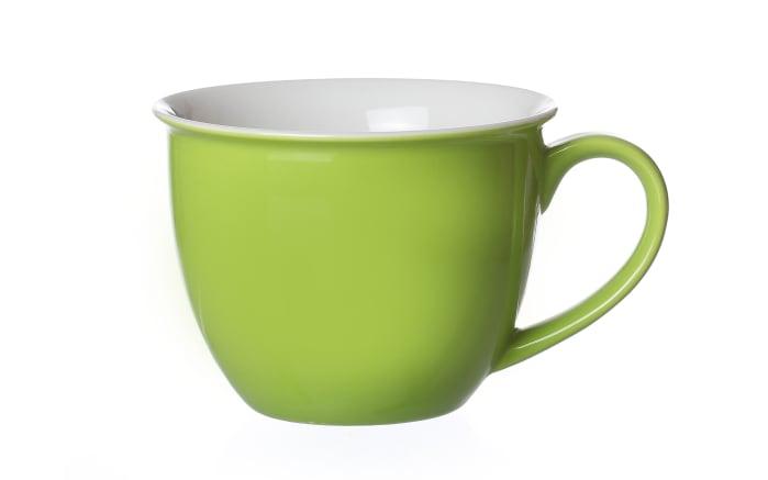 Jumbo Tasse Doppio in grün, 350 ml