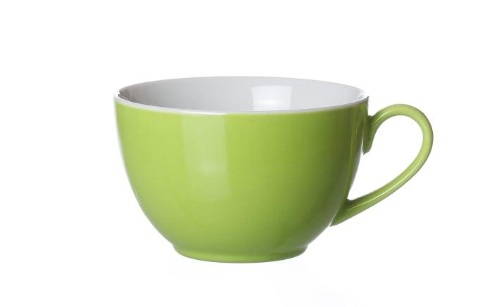 Kaffeetasse Doppio in grün, 200 ml