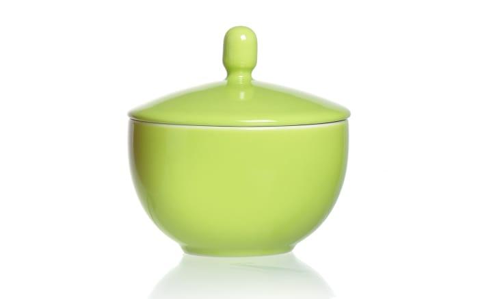 Zuckerdose Doppio in grün