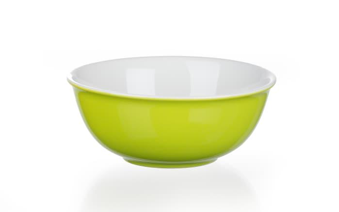 Schale Doppio in grün, 11 cm
