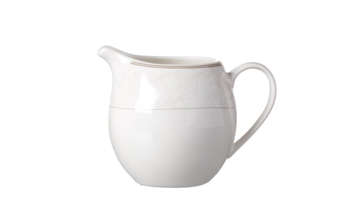 Milchkännchen Isabella in weiß, 250 ml