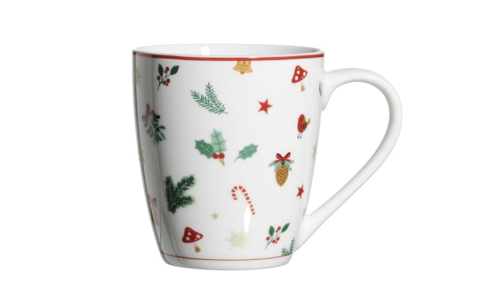 Becher Sweet Christmas, 360 ml