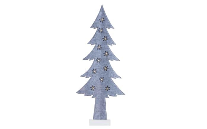 LED-Dekoaufsteller Baum Lata, 84 cm