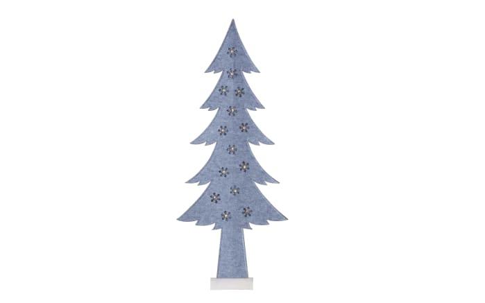 LED-Dekoaufsteller Baum Lata, 116 cm