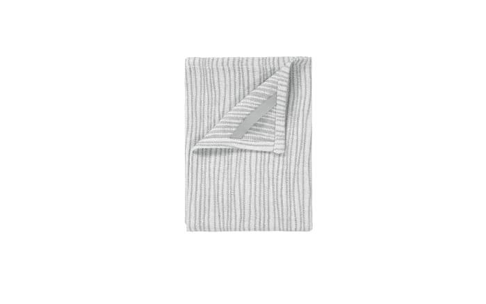 Geschirrtücher Belt in Lily White/Elephant Skin, 2er Set