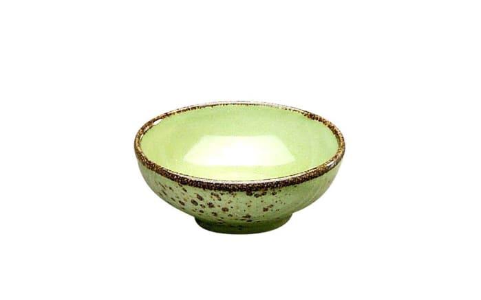 Sojaschale Nature Collection in naturgrün, 8 cm