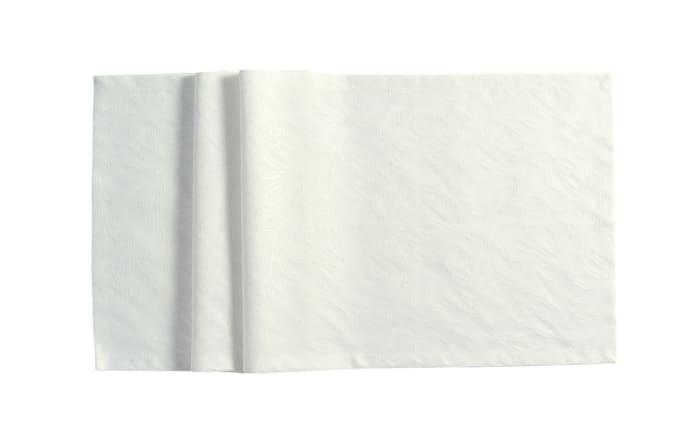 Tischläufer Grande in ecru, 40 x 100 cm