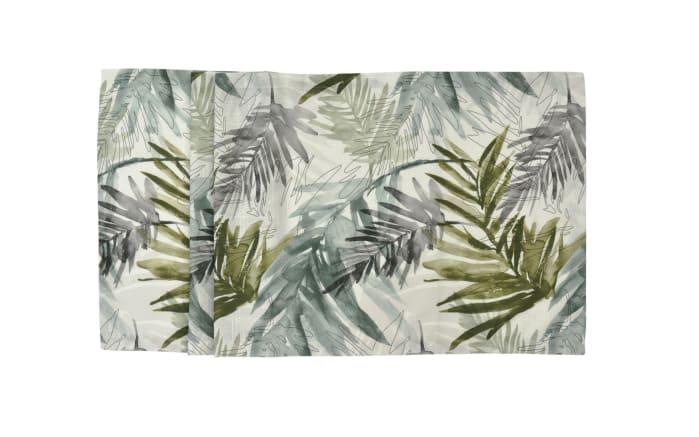 Mitteldecke Palm Shades in pine, 85 x 85 cm