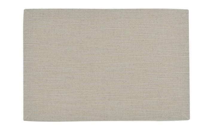 Tischläufer Landscape in sand, 45 x 140 cm