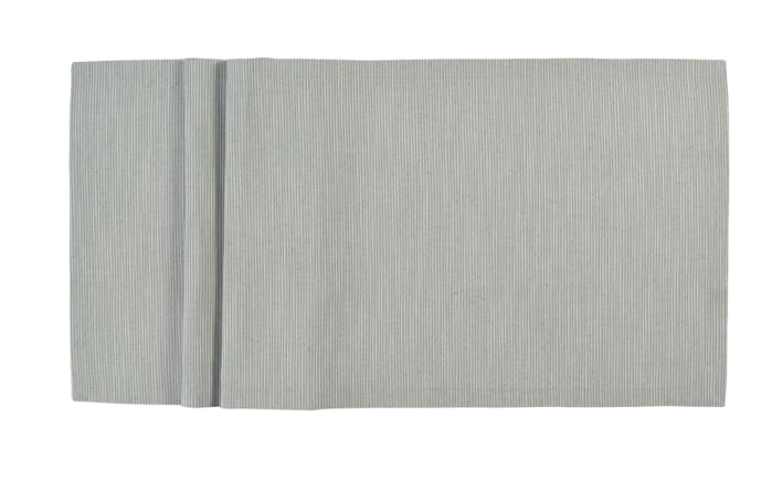 Tischläufer Landscape in tin, 45 x 140 cm