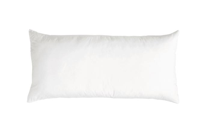 Kopfkissen Aqua Aktiv in weiß, 40 x 80 cm