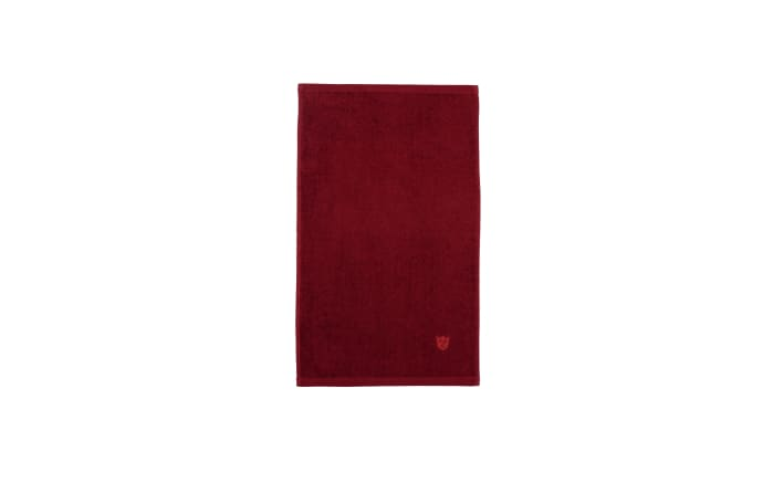 Gästetuch Vita in marsala, 30 x 50 cm