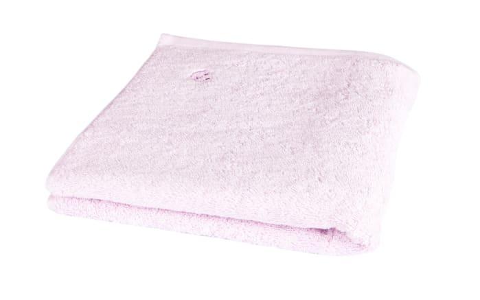 Handtuch Vita in rose, 50 x 100 cm