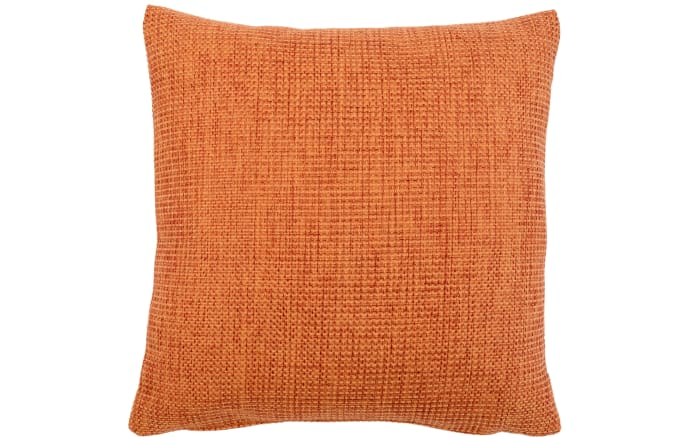 Kissenhülle Dallas in orange, 50 x 50 cm