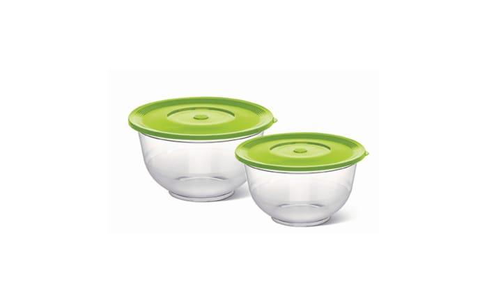 Salatschüssel-Set Superline in grün