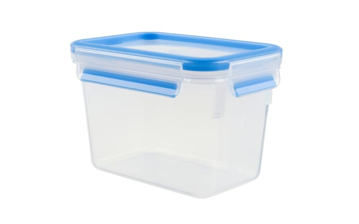 Frischhaltedose Clip & Close in blau, 1,10 l