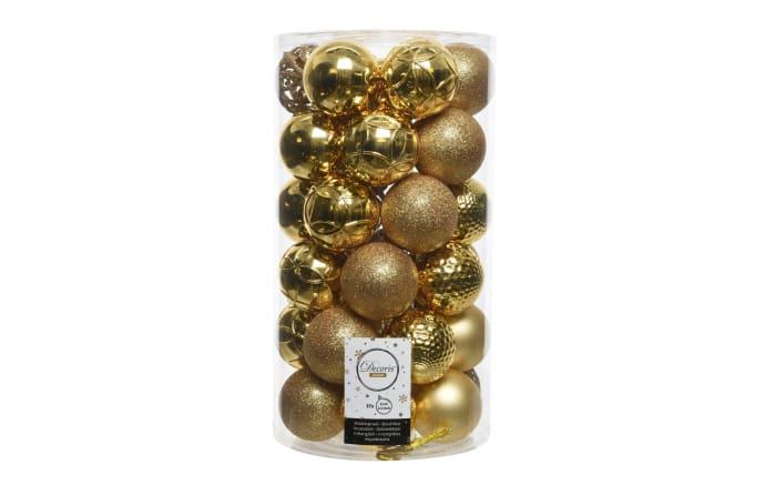 Kugelmix in hell gold, 37 Stück