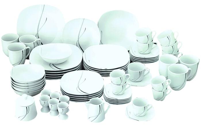 Kombiservice 62 Teilig : kombiservice silver night 62 teilig online bei hardeck kaufen ~ Watch28wear.com Haus und Dekorationen