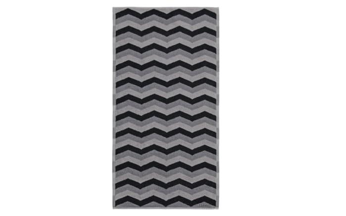 Duschtuch Esprit in grau, 70 x 150 cm