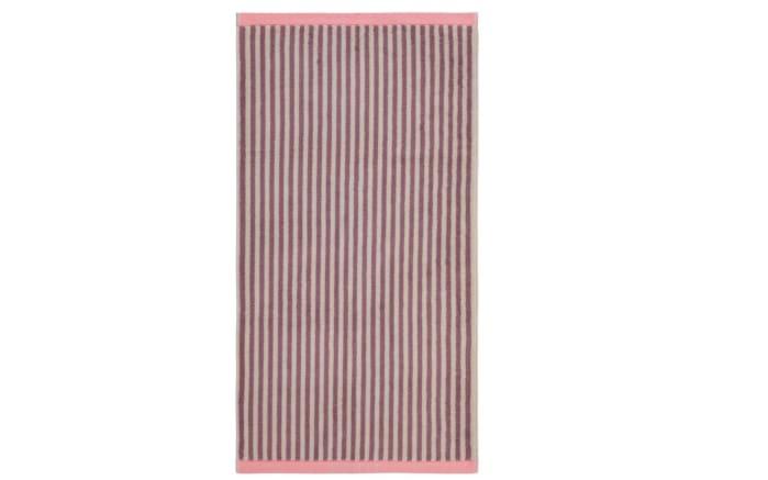 Handtuch Esprit in dusty pink, 50 x 100 cm