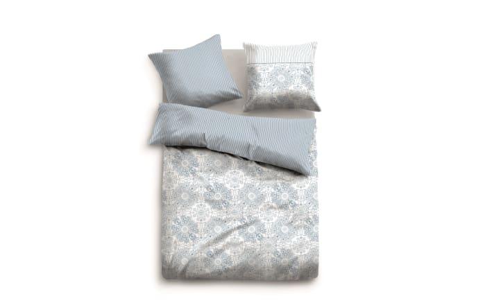 Tom Tailor Satin Bettwäsche In Weiß 135 X 200 Cm Online Bei Hardeck