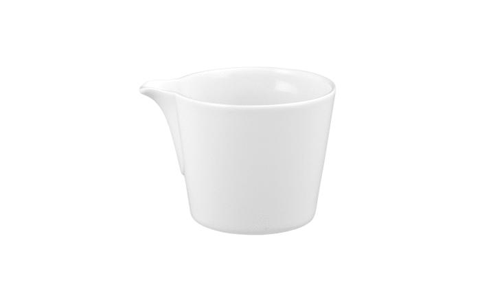 Milchkännchen No Limits Rund in weiß, 0,26 l