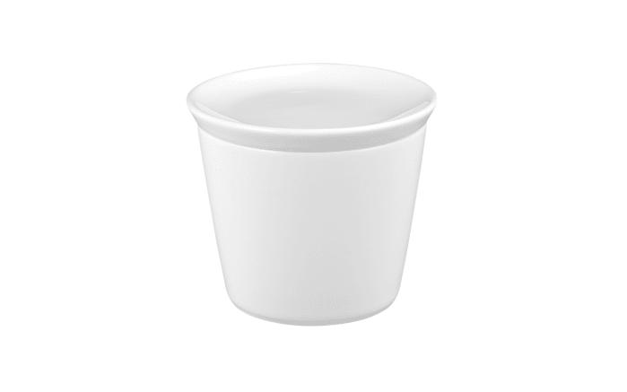 Zuckerdose No Limits Rund in weiß, 0,26 l