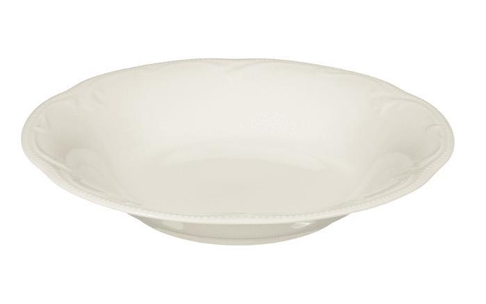 Suppenteller Rubin Cream in creme, 22,5 cm