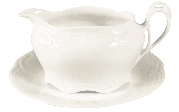 Sauciere Rubin Cream in creme, 0,45 l