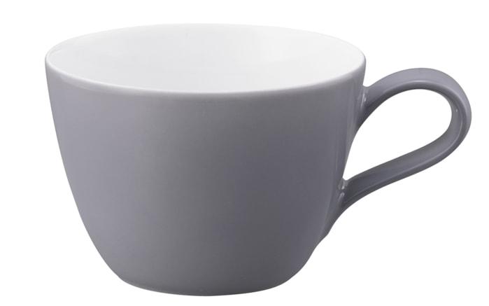 Kaffeeobertasse Life Elegant Grey, 0,24 l