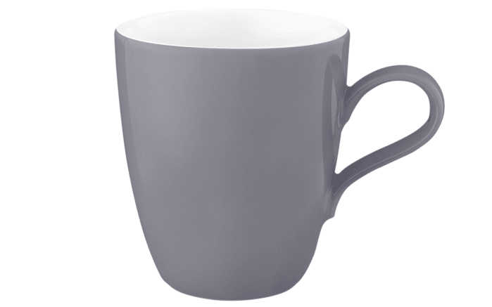 Becher mit Henkel Life Elegant Grey, 0,40 l