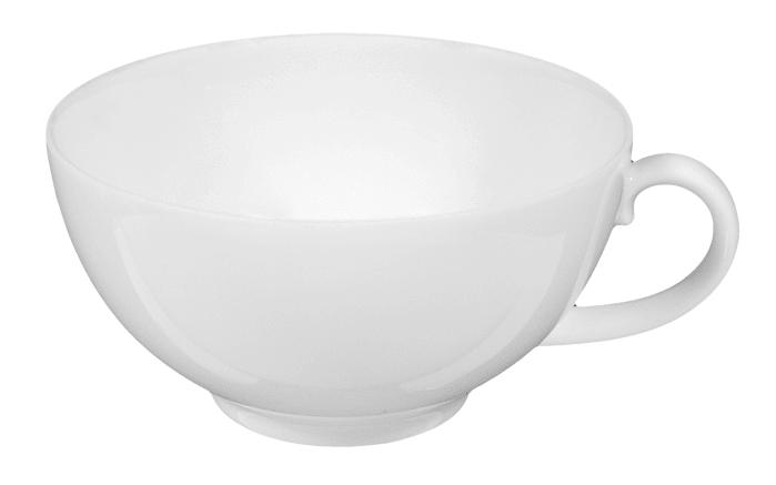 Teetasse Rondo Liane in weiß, 0,21 l