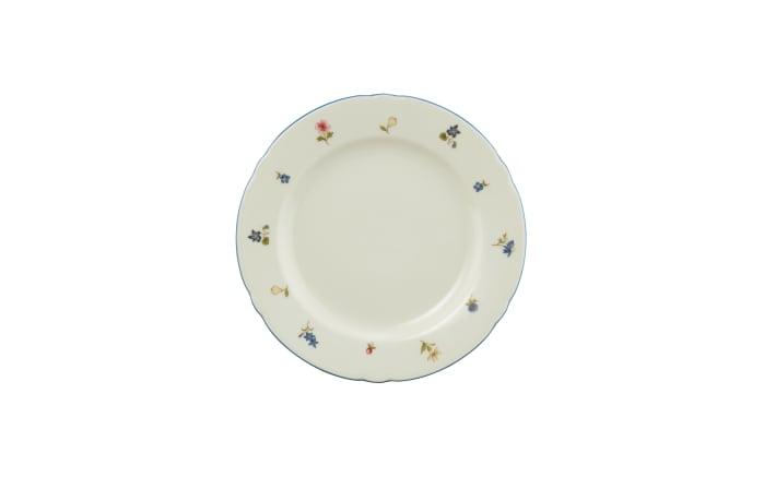 Frühstücksteller Marie Luise Streublume in elfenbein, 20 cm