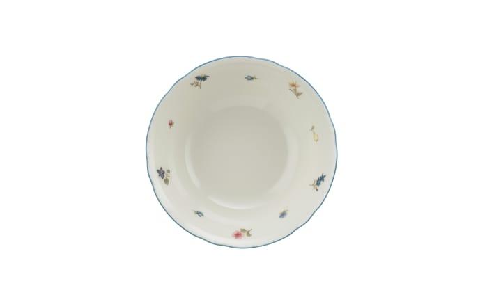 Dessertschale Marie Luise Streublume in elfenbein, 15 cm