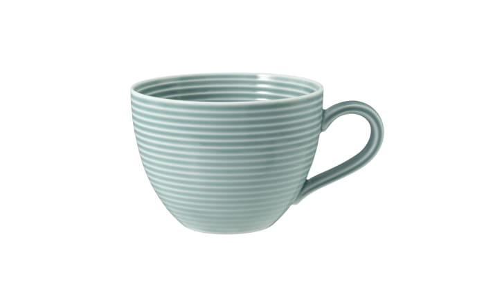 Kaffeeobertasse Beat in arktisblau, 0,26 L
