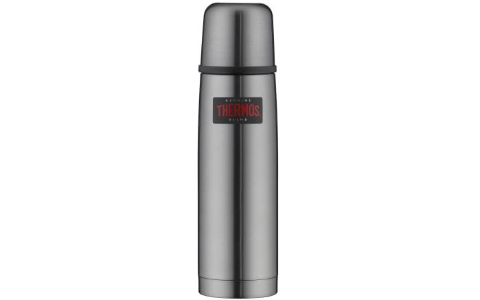Isolierflasche Light & Compact in edelstahl 0,5 Liter