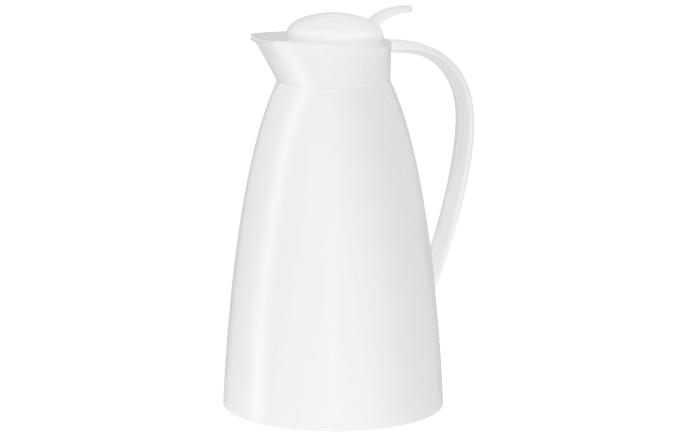 Isolierkanne Eco in weiß, 1,0 l