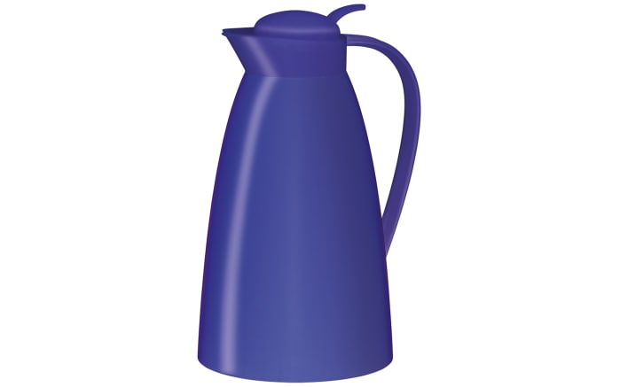 Isolierkanne Eco in royal blue, 1,0 l