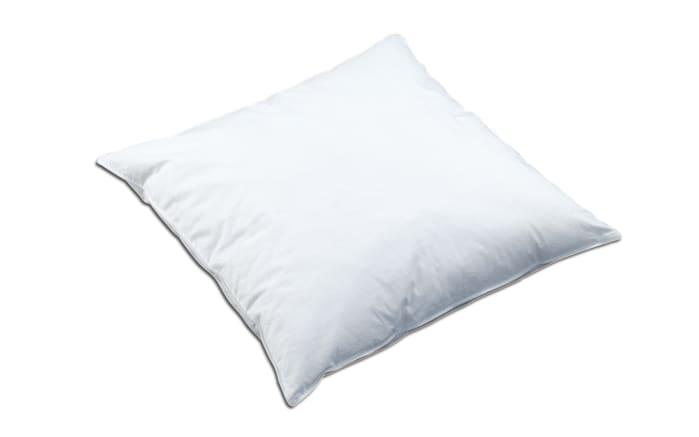 Kissen Texas in weiß, 80 x 80 cm