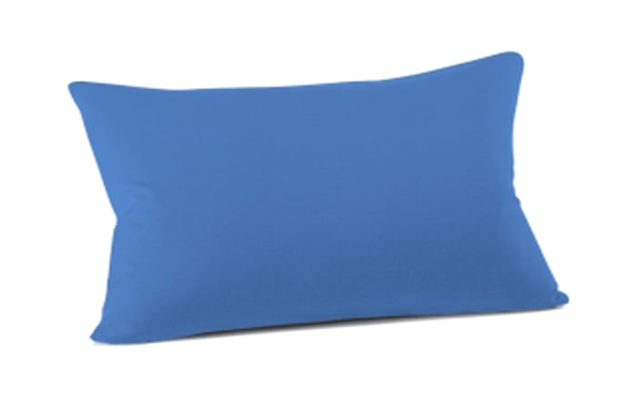 Kissenbezug Mako Jersey in amethyst, 40 x 60 cm
